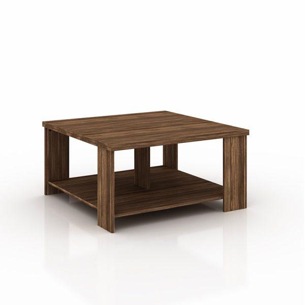 La mesa de centro Bilbao por su diseño moderno y amplio se acopla a diferentes espacios, tanto el hogar como la oficina