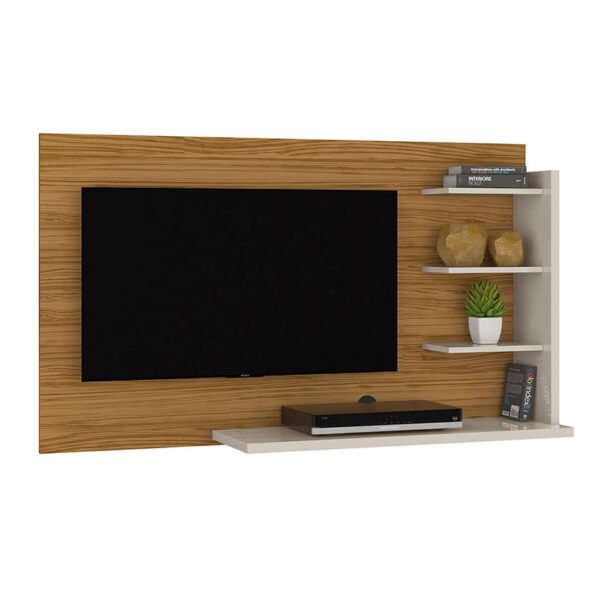 """El panel TV 42"""" tiene un diseño que se ajusta a todo tipo de espacios, disponible en tres colores distintos"""