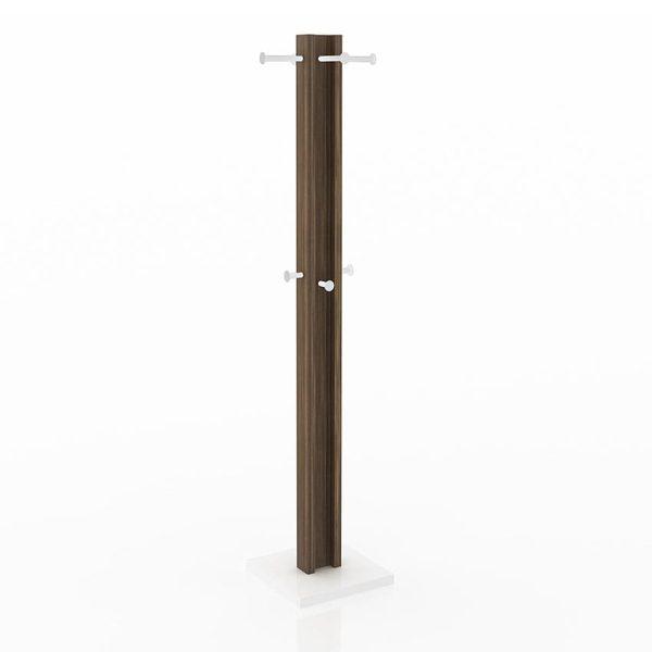 El perchero Luna es un mueble que facilita su colocación en todo tipo de espacios, su diseño es funcional y agradable