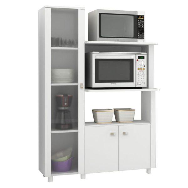 El mueble de cocina Alcalá se ajusta a las necesidades de una cocina de tamaño limitado, disponible en tres tonos diferentes