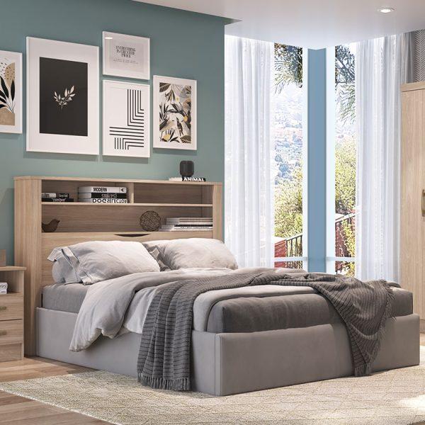 cabecera, cabecera doble, muebles para dormitorio, muebles para el hogar, facil armado, bogota