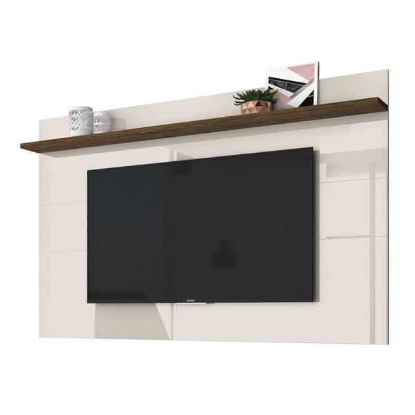 """El panel TV 60"""" Lorenzo 1.8 combina con todo tipo de espacio y esta disponible en tres colores diferentes"""