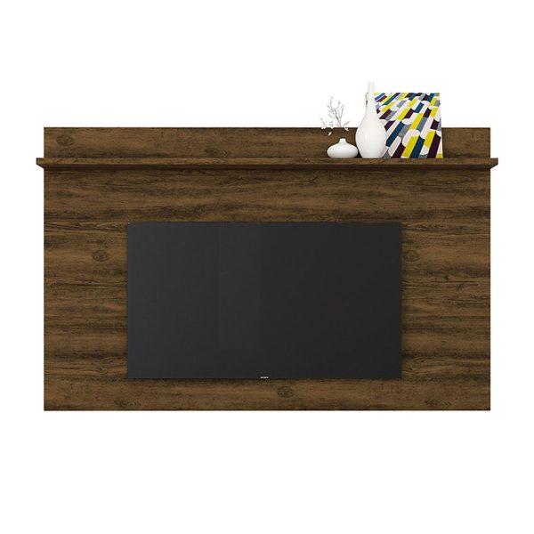 """El panel TV 60"""" Lorenzo 1.8 con su diseño sencillo facilita su ubicación y decoración en todo tipo de espacio"""