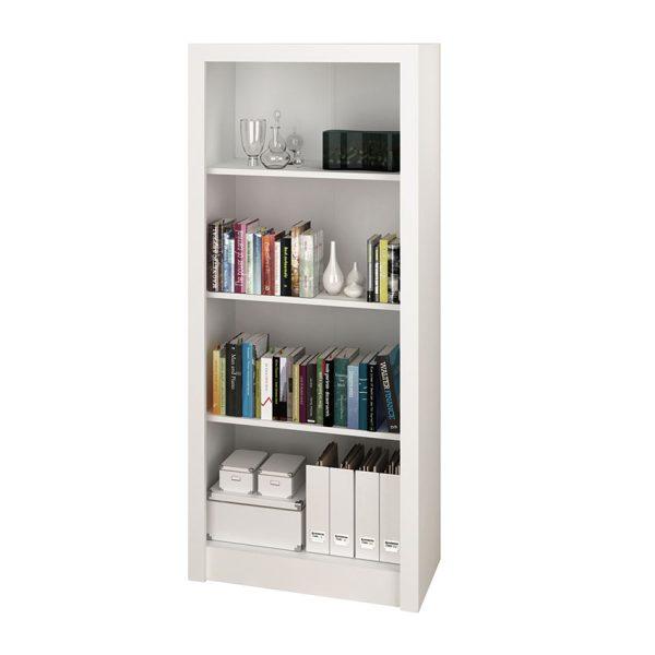 Biblioteca Polonia Blanco 1