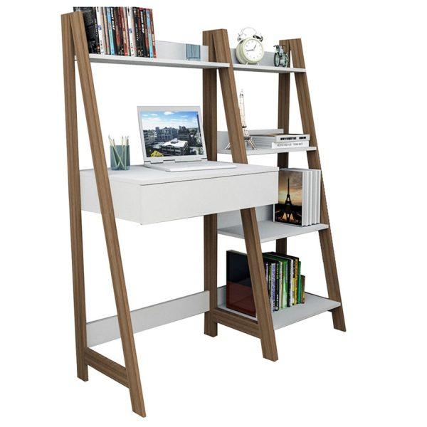 biblioteca, escritorio, home office, bogota, muebles, muebles para el hogar, envios nacionales