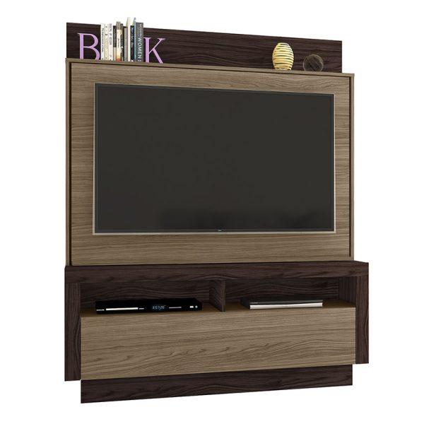 """El home theater Rafael cuenta con un diseño innovador con sistema girofix y soporta un televisor de hasta 60"""""""