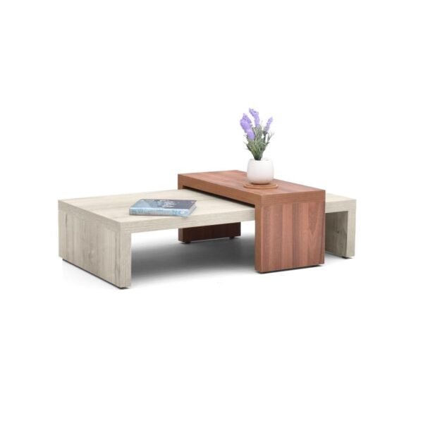 Mesa de centro compuesto color bali