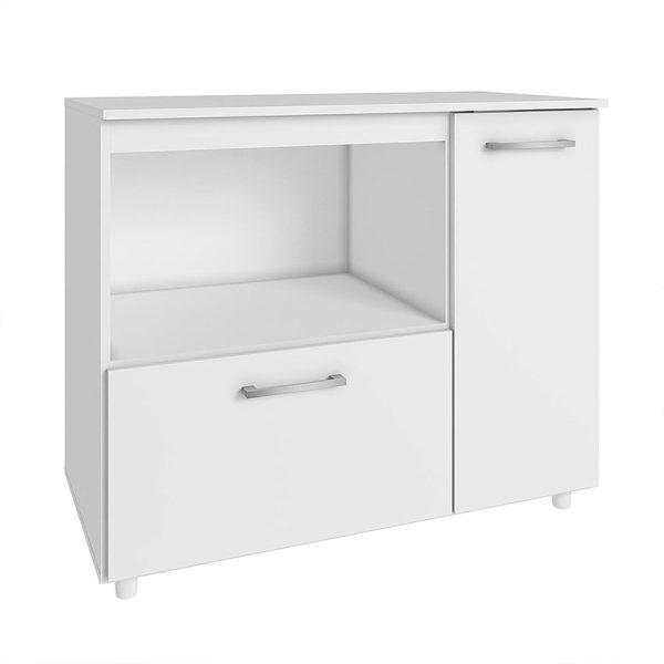 Mueble auxiliar de cocina ideal para organizar y tener a la mano los utensilios y alimentos