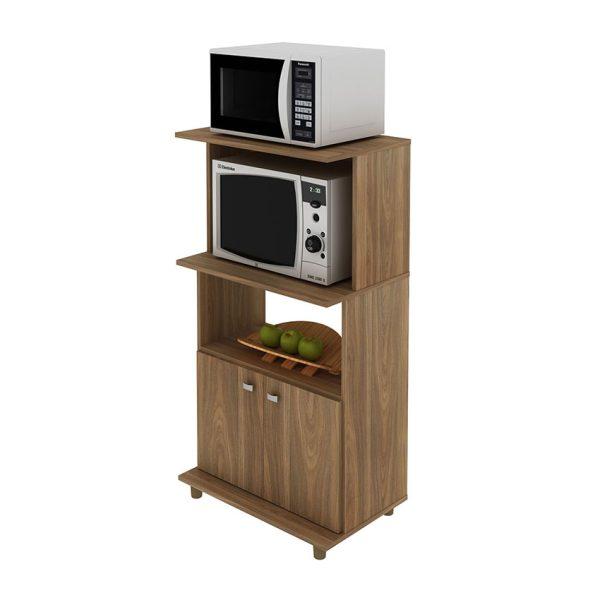 Mueble auxiliar para la cocina práctico y útil para organizar todos los elementos que se deseen