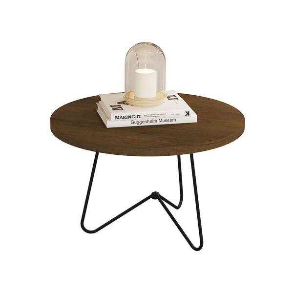 Mesa de centro ideal para espacios pequeños