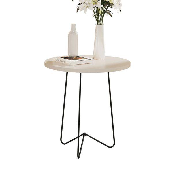 Mesa de centro ideal para espacios sociales con un toque sofisticado y moderno